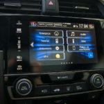 Honda Civic - wnętrze - 07