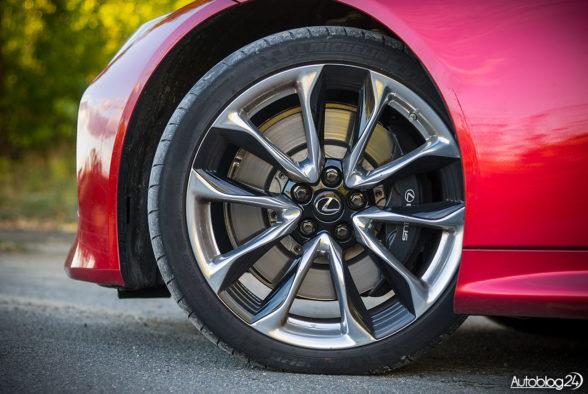 Lexus LC 500 - galeria - 06