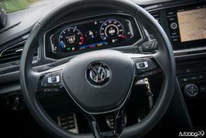 Volkswagen T-Roc - wnętrze - 04