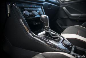Volkswagen T-Roc - wnętrze - 07