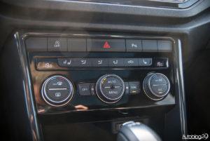 Volkswagen T-Roc - wnętrze - 08