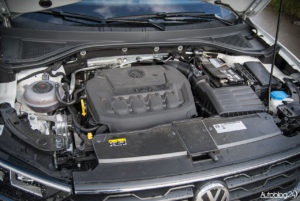 Volkswagen T-Roc - wnętrze - 16
