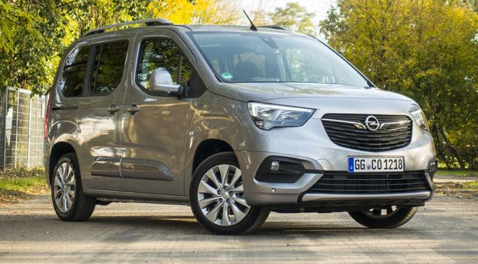 Opel Combo Life 1.5 Diesel 131 KM Elite – pierwsze wrażenia