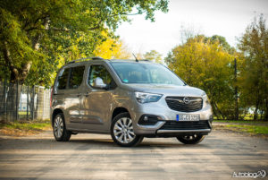 Opel Combo Life - galeria - 01