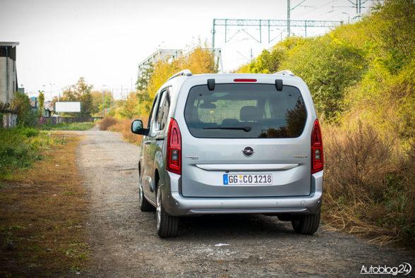 Opel Combo Life - galeria - 09