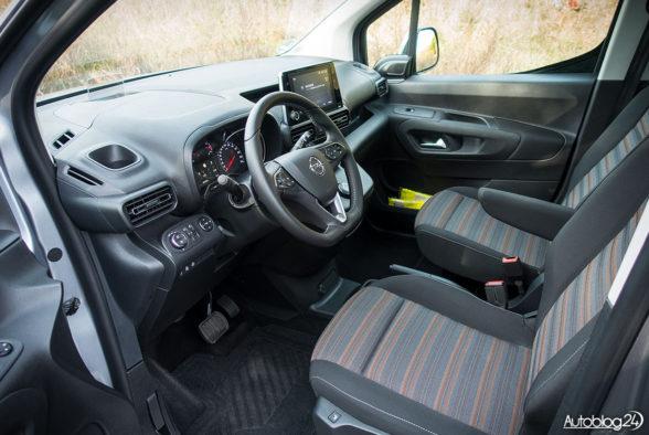 Opel Combo Life - galeria - 10