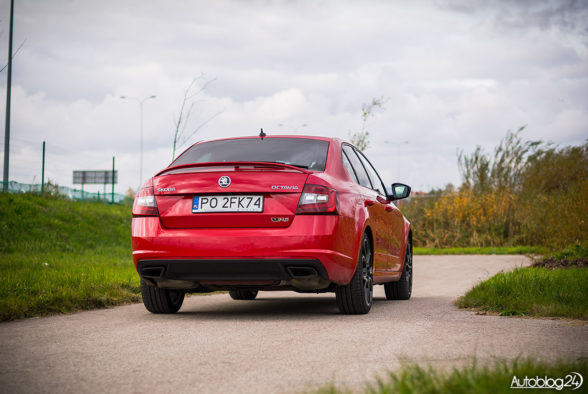 Skoda Octavia RS - galeria - 06