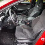 Skoda Octavia RS - wnętrze - 08