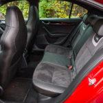 Skoda Octavia RS - wnętrze - 10