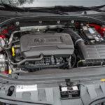 Skoda Octavia RS - wnętrze - 11