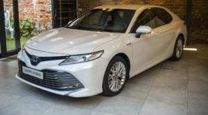 Toyota Camry (2019) – informacje i cena w Polsce nowej generacji