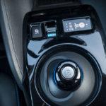 Nissan Leaf - wnętrze - 07