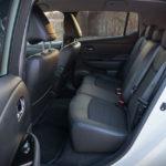 Nissan Leaf - wnętrze - 09
