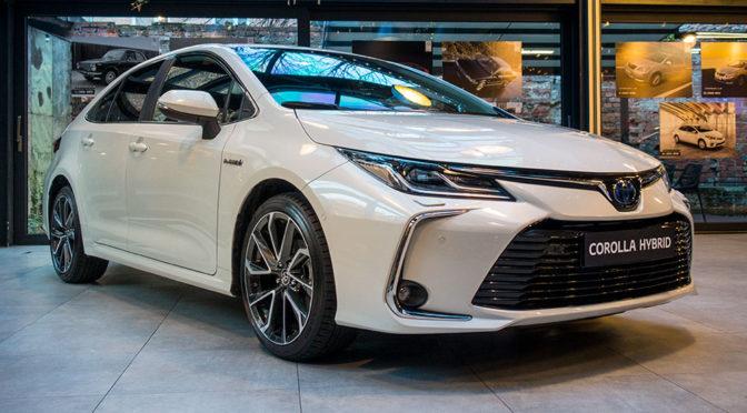 Toyota Corolla (2019) - informacje przed premierą w Polsce (wideo)