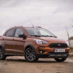 Ford Ka+ Active - galeria - 01