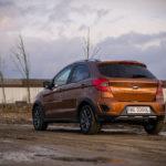 Ford Ka+ Active - galeria - 14