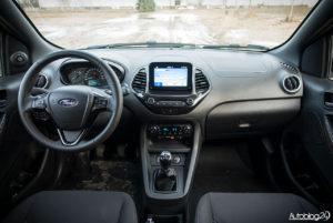 Ford Ka+ Active - wnętrze - 01