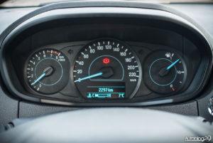 Ford Ka+ Active - wnętrze - 04