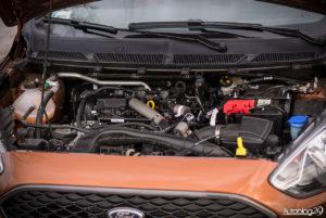 Ford Ka+ Active - wnętrze - 09