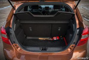 Ford Ka+ Active - wnętrze - 10
