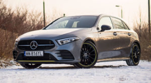 Mercedes Klasa A 200 Edition 1. Kompakt high-tech – TEST