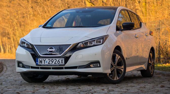 Nissan Leaf 40 kWh Tekna. Samochód elektryczny – TEST