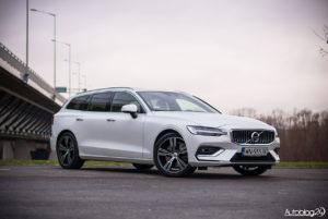 Volvo V60 - galeria - 01