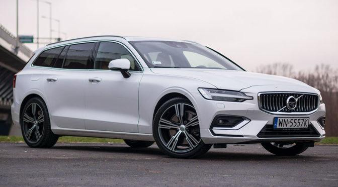 Volvo V60 Inscription T6 AWD. Luksus i styl w nadwoziu kombi – TEST