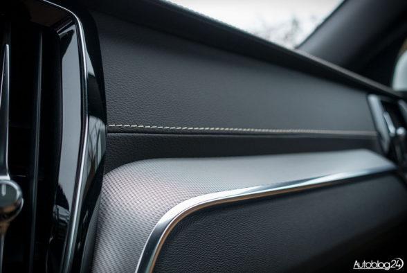 Volvo V60 - wnętrze - 08