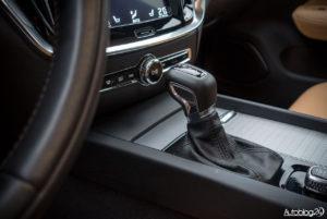 Volvo V60 - wnętrze - 09