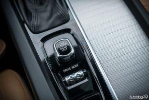 Volvo V60 - wnętrze - 10