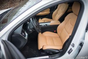 Volvo V60 - wnętrze - 12