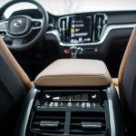 Volvo V60 - wnętrze - 14