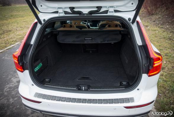 Volvo V60 - wnętrze - 16