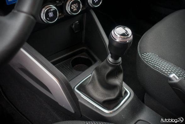 Dacia Duster - wnętrze - 07