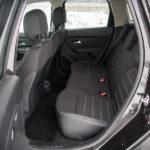 Dacia Duster - wnętrze - 09