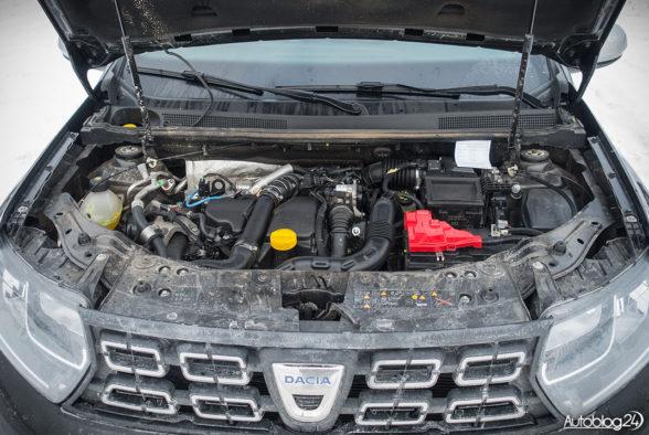 Dacia Duster - wnętrze - 10