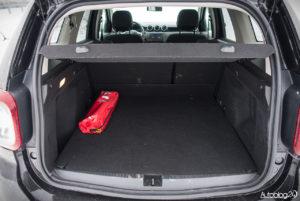 Dacia Duster - wnętrze - 11