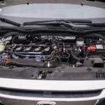Honda Civic 4D - wnętrze - 09