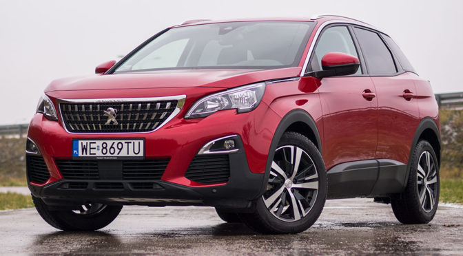 Peugeot 3008 1.5 BlueHDi 130 KM Active - TEST (wideo)