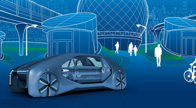 Projektowanie przyszłości podróży z Renault Easy City - konkurs