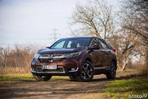 Honda CR-V - galeria - 01