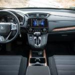 Honda CR-V - wnętrze - 01
