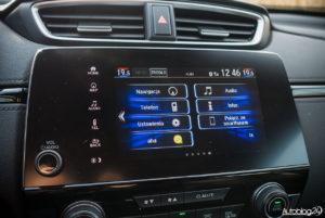 Honda CR-V - wnętrze - 05
