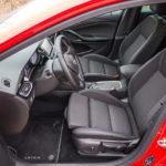 Opel Astra - wnętrze - 08