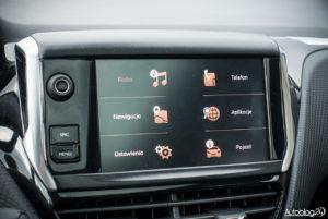 Peugeot 2008 - wnętrze - 04