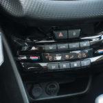 Peugeot 2008 - wnętrze - 05
