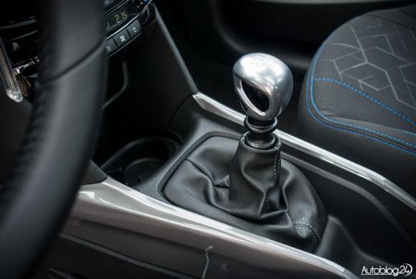 Peugeot 2008 - wnętrze - 06