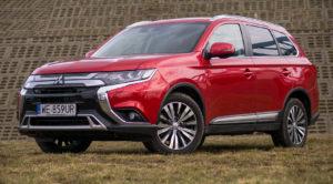 Mitsubishi Outlander 2.0 150 KM CVT 4WD Instyle. Klasyka po liftingu – TEST