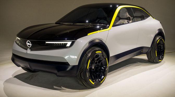 Opel GT X Experimental - spojrzenie na przyszłość marki